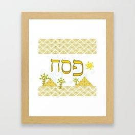 Passover Framed Art Print