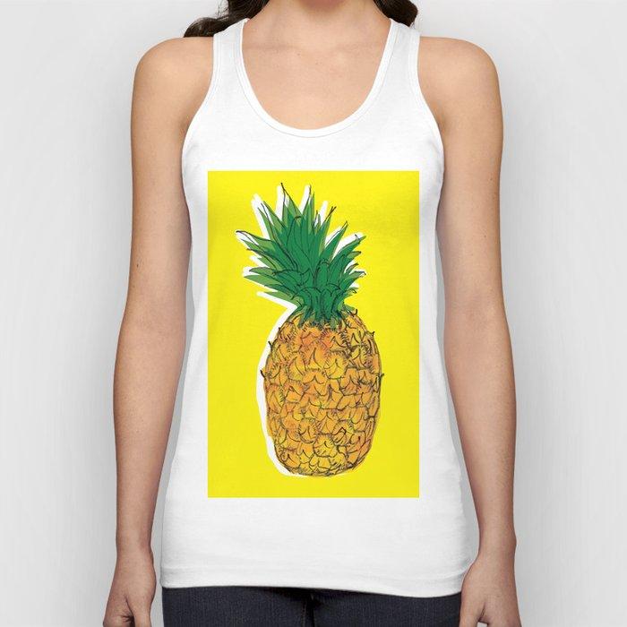 Pineapple Unisex Tanktop