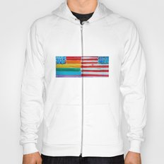 Flags for the Future 10 Hoody