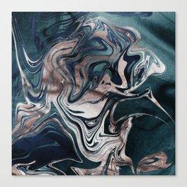 Lemuria Canvas Print