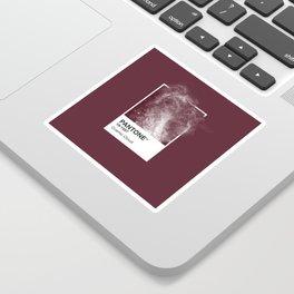Pantone Series – Cosmic Cloud #2 Sticker
