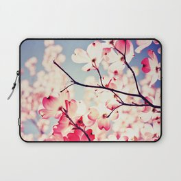 Dialogue With the Sky - Blue tones Laptop Sleeve