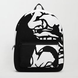 Agyo and Ungyo Japanese Urban Legend Backpack