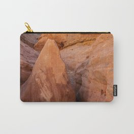 Little_Wild_Horse Canyon 0739 - Utah Carry-All Pouch