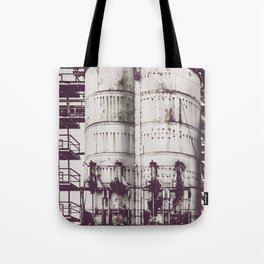 Ghosts of Industry Tote Bag