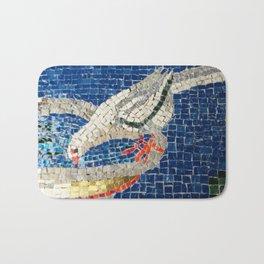 Drinking Dove Bath Mat