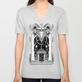 Ritual of Capricorn Unisex V-Neck
