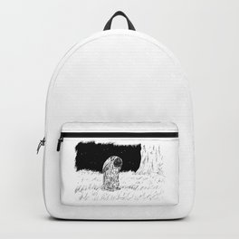 Obscure rabbit Backpack
