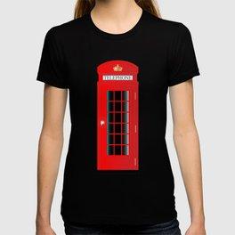 UK Telephone Box T-shirt