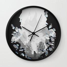 Boku No Hero Academia Wall Clock