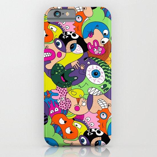 Alien Pattern iPhone & iPod Case