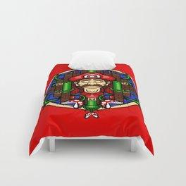 Mario's Melancholy Comforters