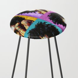 Naturally II Colors Counter Stool
