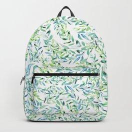 Watercolor Freshness #society6 #decor #buyart Backpack