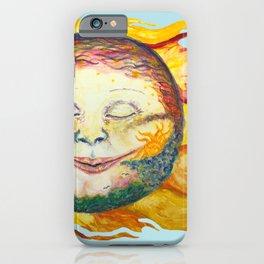 Sun Dreams iPhone Case