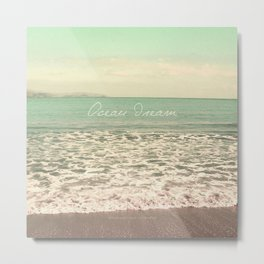 Ocean Dream I Metal Print