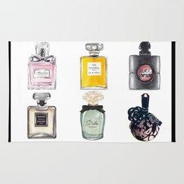 Perfume Collection Rug