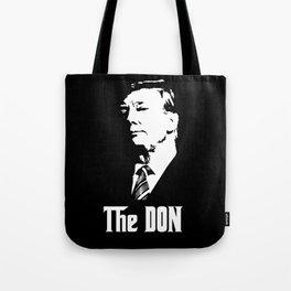 The Don Donald Trump Godfather Parody #society6 #decor #buyart #artprint Tote Bag