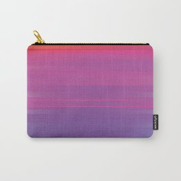 RAINBOW COLORS PATTERN IV Carry-All Pouch