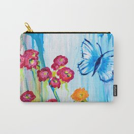 Beautiful Blossoms Carry-All Pouch