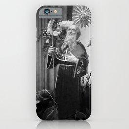Saint Amaro iPhone Case