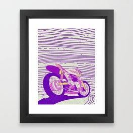 Agent Z Framed Art Print