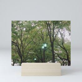 green lanterns Mini Art Print