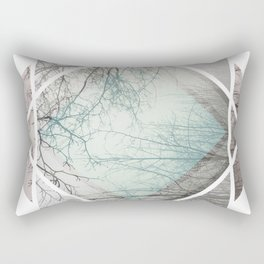 Daydreaming Rectangular Pillow