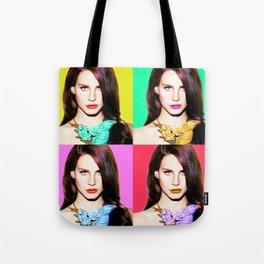 LANA POP  Tote Bag