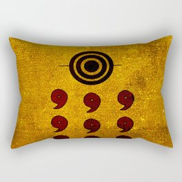 rikudo sennin art Rectangular Pillow