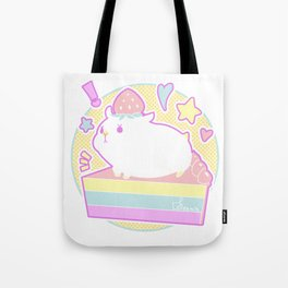 Sweet Hamster Tote Bag
