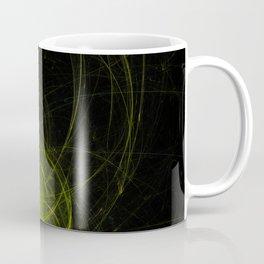 green flare Coffee Mug
