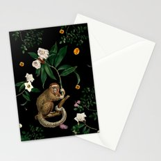 Monkey World: Amber-Ella Stationery Cards