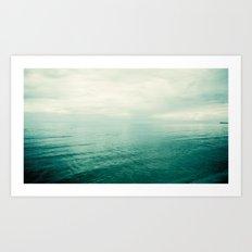 Meer I Art Print