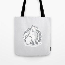 Adopt A Dire Wolf Tote Bag