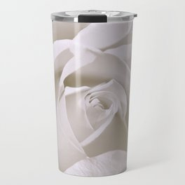 White Rose 0153 Travel Mug