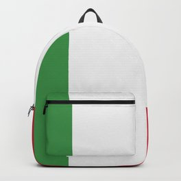 Flag Italy Backpack