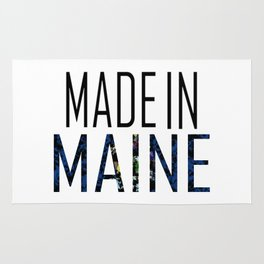 Made In Maine Rug