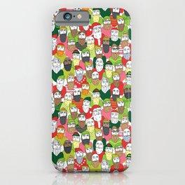 Where's Santa? iPhone Case
