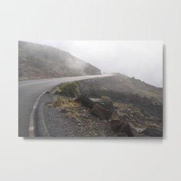 Winding Roads Metal Print
