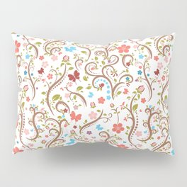 Spring Impromptu Pattern Pillow Sham