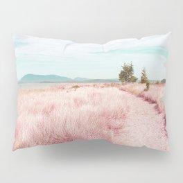 Coastal trail - blush Pillow Sham