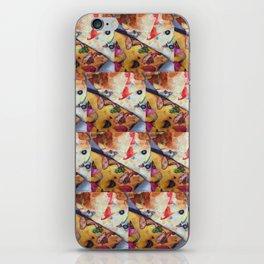 Pizza Lovemaking (LARGER SIZES) iPhone Skin
