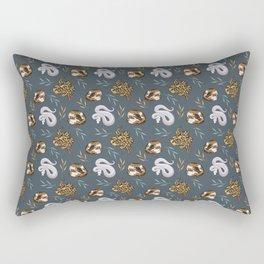 Ball pythons pattern Rectangular Pillow