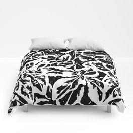 Leaf Me Alone Comforters