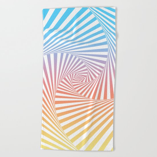 Bakana Summer Twista  Beach Towel