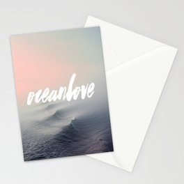 Oceanlove Stationery Cards