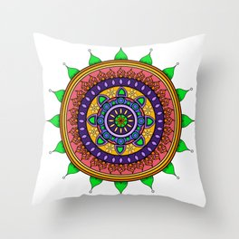 YouStyleGuate1 Throw Pillow
