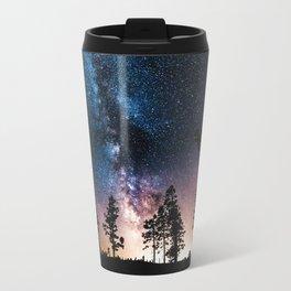 Galactic Shadows Travel Mug