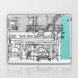 PORTO RICO IMPORT CO, NYC Laptop & iPad Skin